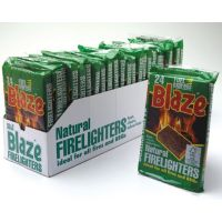Blaze Firelighters Case (24 packs)