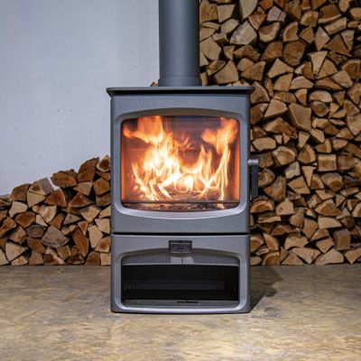 Charnwood Aire 7 with Store Stand
