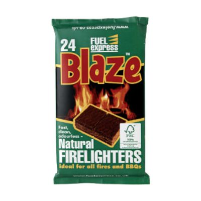 Blaze Firelighters (Individual Packet)