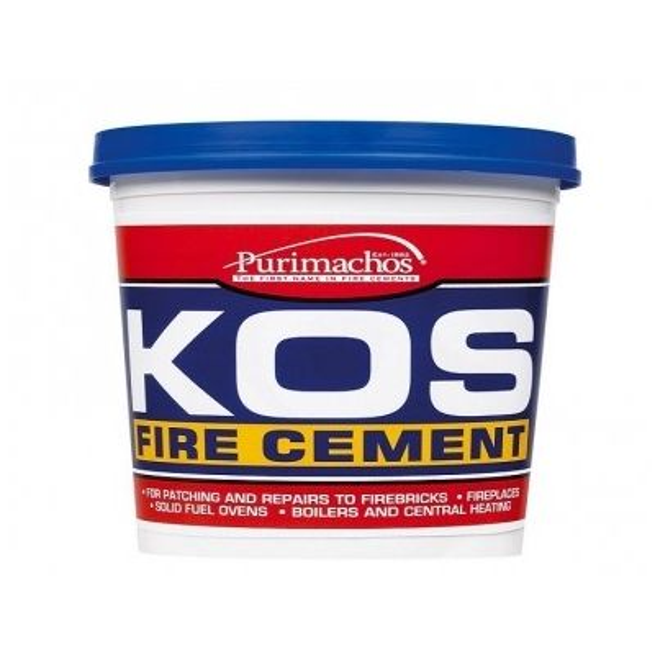 KOS Fire Cement 500g - Black