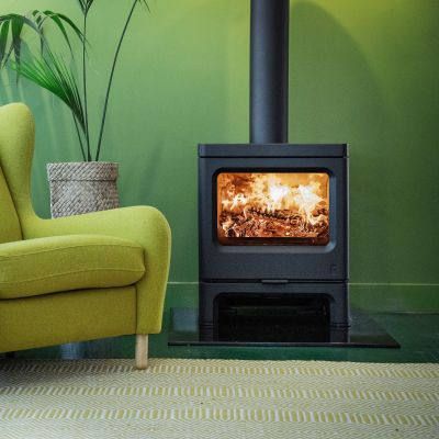 Charnwood Skye 7 with Low Stand