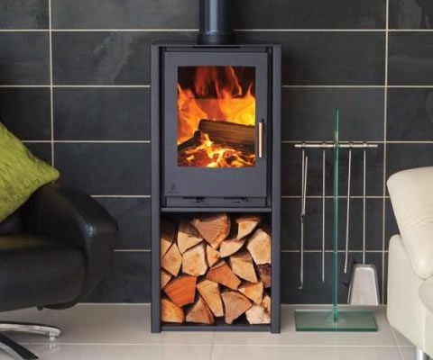 Choosing a Wood Burning Stove - heat output