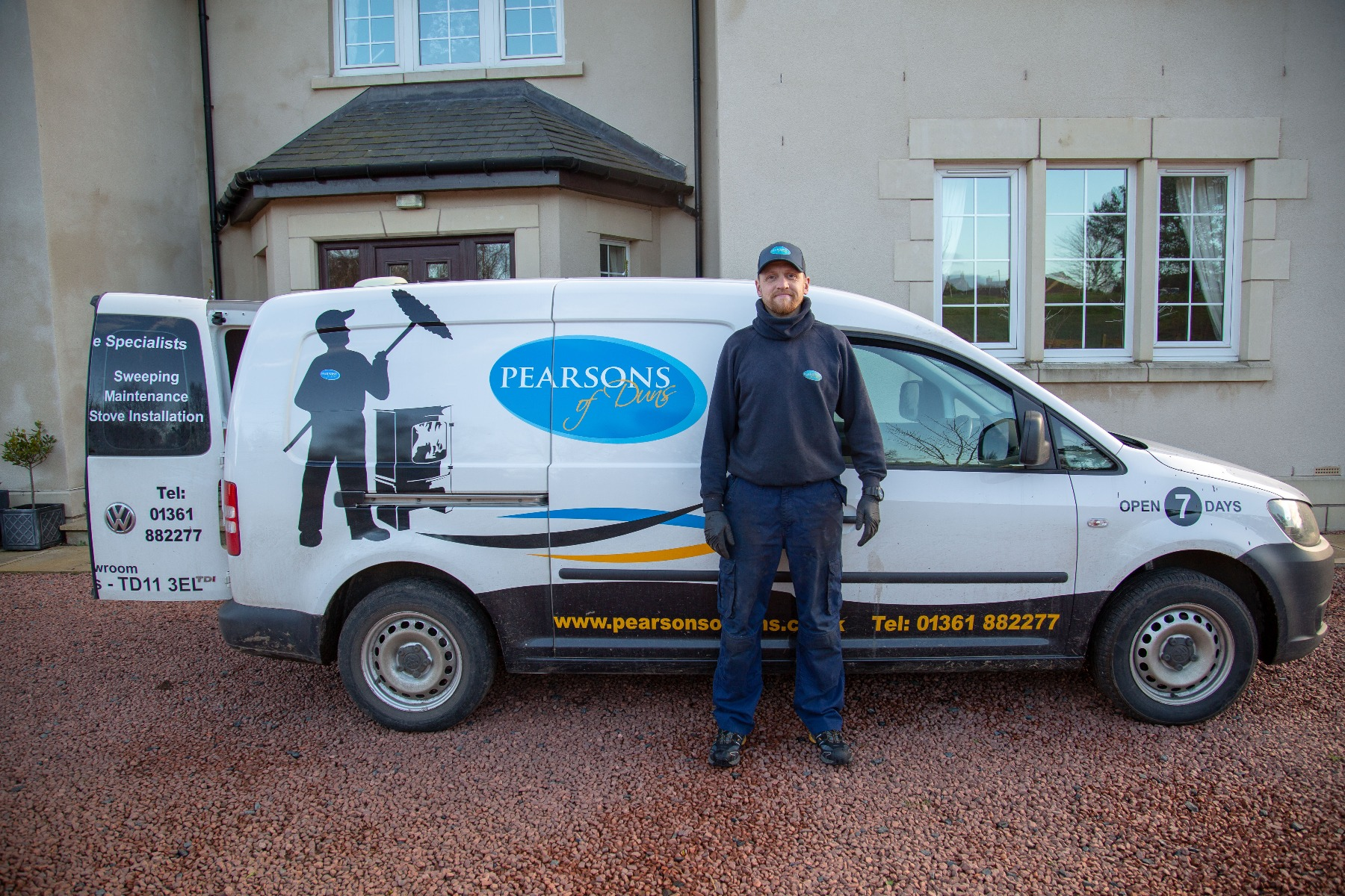 Pearsons Chimney Sweep